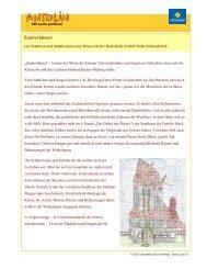 Zauberhäuser (PDF, 900 kB) - Antolin