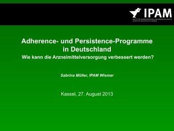 Adherence - Apotheken Kurhessen