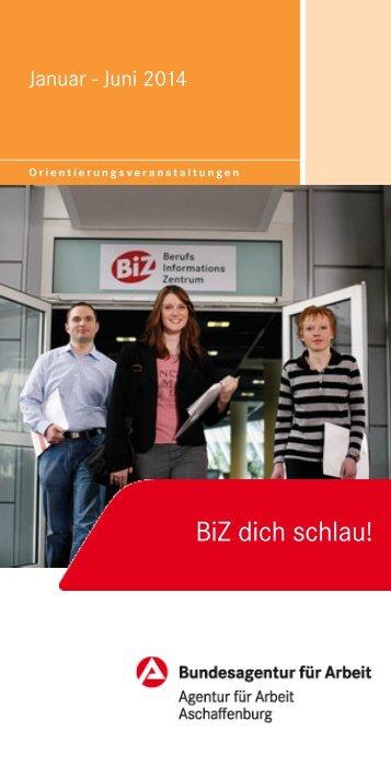 BiZ Dich schlau - Bundesagentur für Arbeit