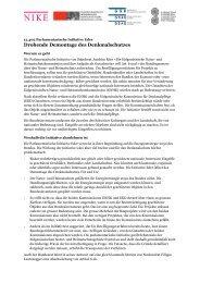 Positionspapier von Archäologie Schweiz im Verbund mit weiteren ...