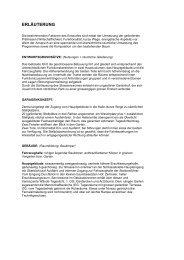 Erläuterungsbericht, © Sonja Gasparin (pdf, 66KB)