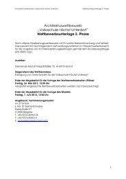 Ausschreibung Volksschule Höchst Unterdorf Phase 2 (pdf, 161KB)