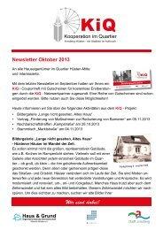 Newsletter - Arnsberg