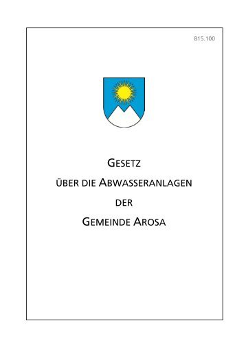 Publikation vom 06.12.2013-06.03.2014 - Arosa