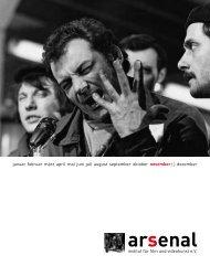 Das Programmheft zum Download (PDF) - Arsenal