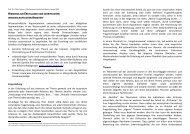 Hinweise schriftliches wissenschaftliches Arbeiten OF