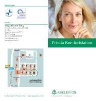 Privita Komfortstation - Asklepios