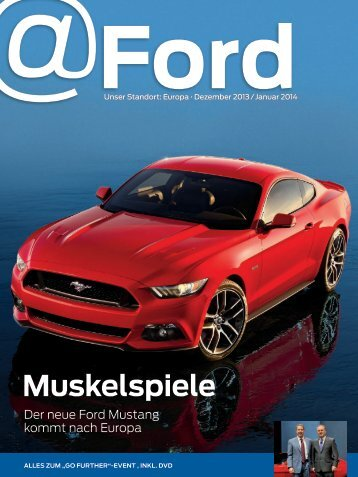 Muskelspiele - Ford