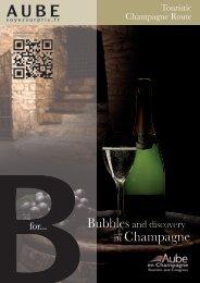 Touristic Champagne Route - Comité départemental du tourisme de ...