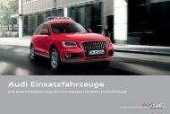 Audi Einsatzfahrzeuge (3.5 MB)