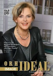Orhideal IMAGE Magazin - März 2014