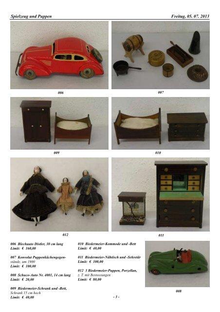 46. Auktion Auktionsvorschau