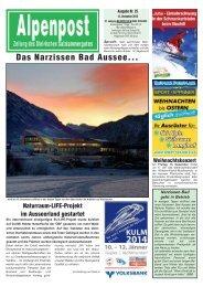 Das Narzissen Bad Aussee... - ausseerland.net