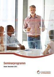 Seminarprogramm - Austrian Standards