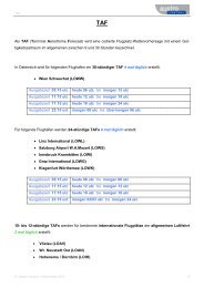 Ausbildungsakt PPL(UL) - Teil 3 (Theorie ... - Austro Control