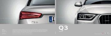 Katalog Audi Q3 20.7 MB - Autohaus Elmshorn