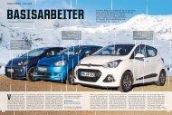 Platz 1 für unseren Kleinsten - Hyundai