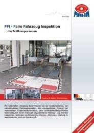 FFI - Faire Fahrzeug Inspektion - Auto Service Praxis