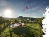ÖW Marketingkampagne Sommer 2014 Schweiz - Österreich Werbung