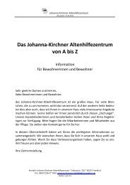 JKA_Informationen A-Z_21.03.2013 - AWO Frankfurt