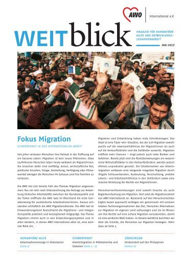weitblick - AWO international