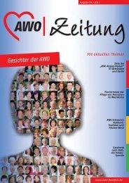 Gesichter der AWO - AWO Frankfurt