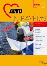 Helfer Ausgabe 2/2013 (.pdf-Dokument, 2053 kByte) - Awo-fuerth.de