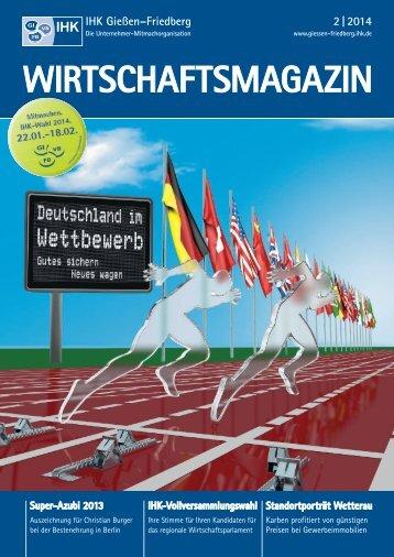 IHK-Wirtschaftsmagazin_Gießen-Friedberg 02/2014 - B4B ...