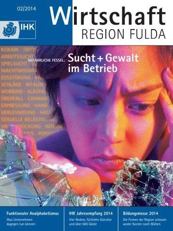 IHK Magazin Fulda 2/2014 - B4B MITTELHESSEN