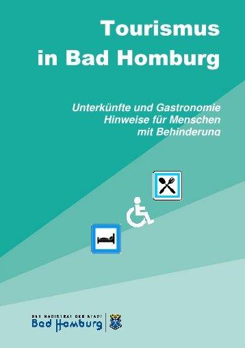 Broschüre Tourismus (PDF-Datei, 254,12 KB) - Bad Homburg