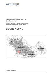 Download: Begründung (PDF-Datei, 537,38 KB) - Bad Homburg