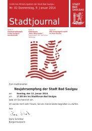 Bad Saulgau KW 02 ID 78888 - Stadt Bad Saulgau