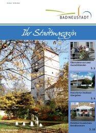 Oktober 2013 - Stadt Bad Neustadt an der Saale
