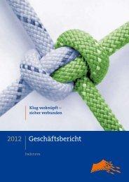 badenova Geschäftsbericht 2012 - badenova AG & Co. KG