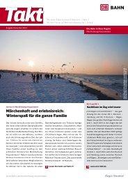 Aktuelle Ausgabe (PDF, 2.12MB) - Bahn