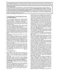 Vertragsbedingungen der Omnibusverkehr Franken GmbH ... - Bahn