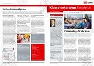Aktuelle Ausflugstipps und spannende Informationen (PDF ... - Bahn