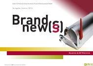 Brand News_WIEN_Ausg Januar 2014 - Baker & McKenzie