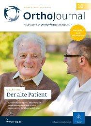 Ausgabe 16 - Krankenhaus Barmherzige Brüder Regensburg