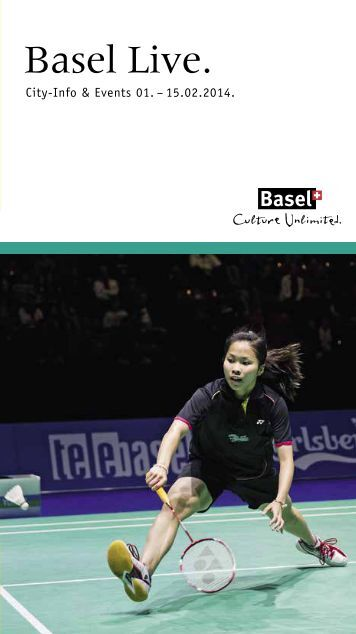 Cover Story - Basel Live
