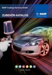 Zubehörkatalog 2013 - basf-coatings-services.at