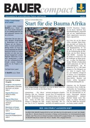 BAUERcompact Ausgabe 03/2013 (pdf)