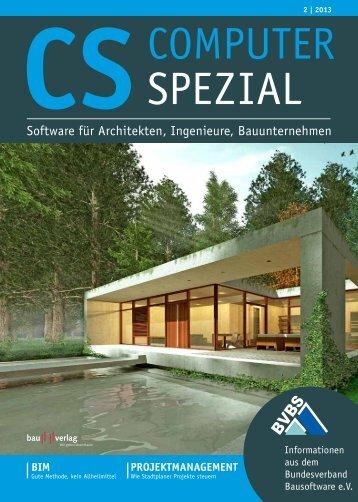 zum PDF-Download der Computer Spezial 2|2013 - Bauhandwerk