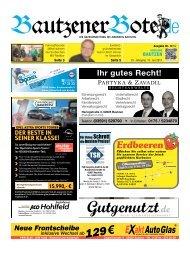 13.Juli 2013 - BautzenerBote.de
