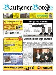 29.Juni 2013 - BautzenerBote.de