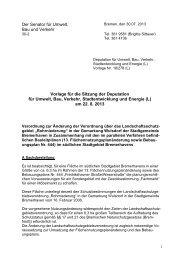 """""""Rohrniederung"""" in der Gemarkung Wulsdorf der - Der Senator für ..."""