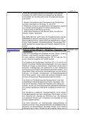 Übersicht über die vom Senator für Bau, Umwelt und Verkehr im ... - Page 7