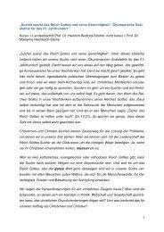 den Vortrag herunterladen - Evangelisch-Lutherische Kirche in Bayern