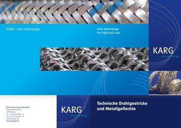 Karg Folder WireTech 10-03.pdf - bayme vbm