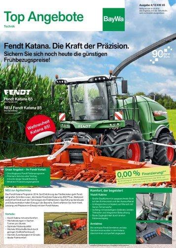 Top Angebote Sachsen 4/2013